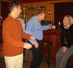 Dancing at Olde Speonk Inn