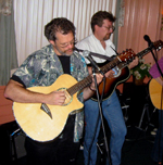 Joel & Mark T. at NorthShore Cafe