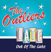 Late Out Of The Gate CD Initial Artwork