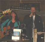 Laurie & Joel at A&M Roadhouse