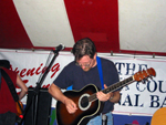 Mark T. at the Riverhead Blues Festival