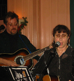 Mark T. & Laurie at The Northshore Cafe