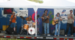 The Outliers at the Riverhead Blues Festival